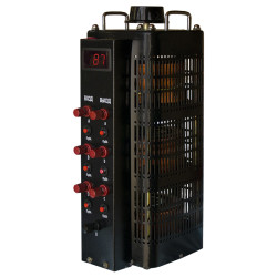 Лабораторный автотрансформатор Энергия ЛАТР Black Series трехфазный TSGC2-6 / E0102-0202